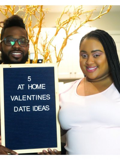 5 AT HOME DATE IDEAS