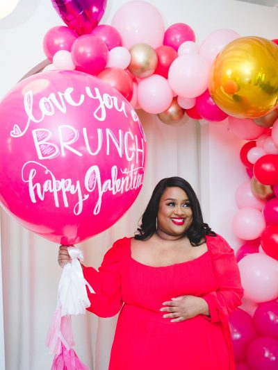 HOW TO HOST AN EASY AND FUN GALENTINES DAY BRUNCH